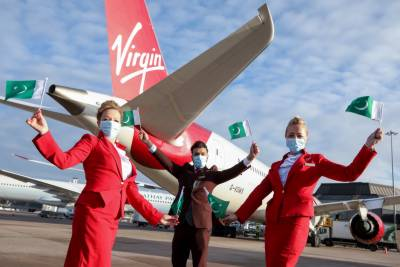 New International Airline lands in Islamabad
