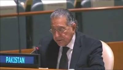 Pakistan warns against spoilers of Afghan peace process