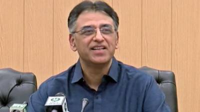 Planning Minister Asad Umar breaks silence over the latest economic situation