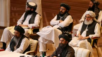 Afghan government and Taliban suspend talks in Doha