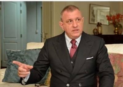 Italian Ambassador vows to enhance bilateral trade with Pakistan