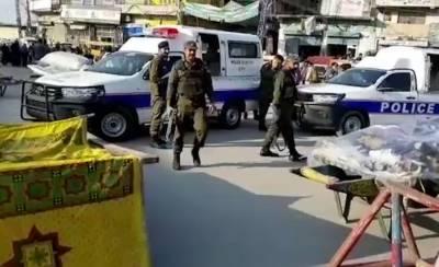 New reports over the blast in Rawalpindi