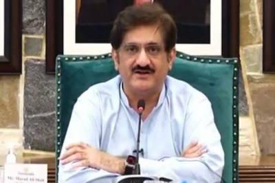 CM Sindh Murad Ali Shah resigns
