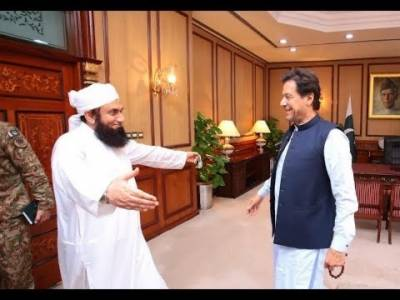 PM Imran Khan's message for the Islamic scholar Maulana Tariq Jameel