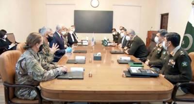 US top envoy held important meeting with COAS General Bajwa