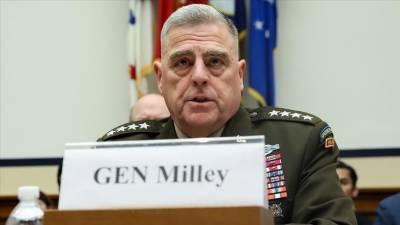 Top US General held key meeting with Taliban Commanders