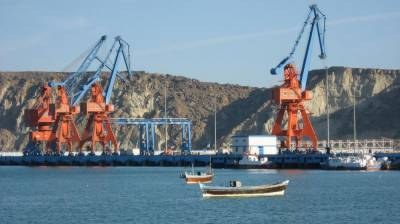 Gwadar City connected with state of the art internet services