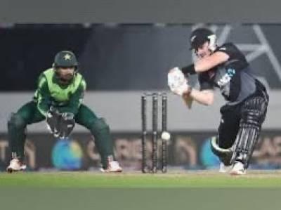 New Zealand defeats Pakistan in the first T20 international