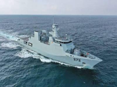 Pakistan Navy achieves an important milestone