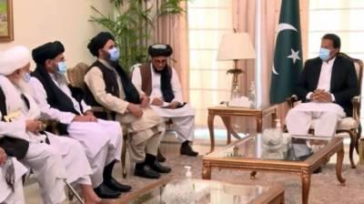 Pakistani PM Imran Khan's advice to the Afghan Taliban