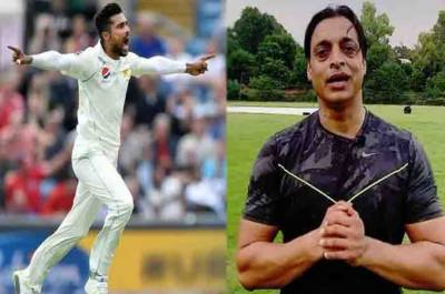 Shoaib Akhtar has an interesting offer for Mohammad Amir and PCB