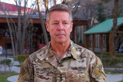 US Military chief in Afghanistan hits out hard against Afghan Taliban