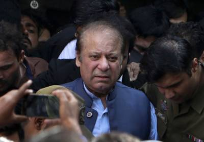 British media reports over extradition prospects of former Pakistani PM Nawaz Sharif from London