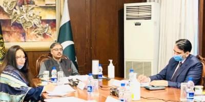 Pakistan - Azerbaijan ties: Pakistan further enhances the diplomatic outreach to CAR states