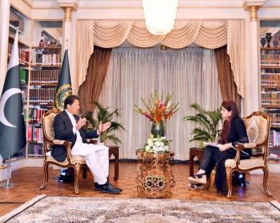PM Imran Khan throws open challenge to opposition alliance PDM leadership