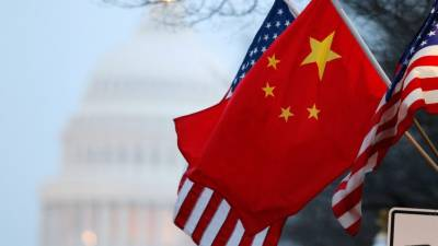 US imposes new sanctions against China