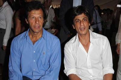 Bollywood star Shah Rukh Khan reveals once he was scolded by Imran Khan