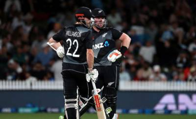 Pakistan faces worst defeat from New Zealand despite Mohammad Hafeez heroics in second T20