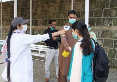 Pakistan yet again registers massive surge in the Coronavirus linked deaths and cases