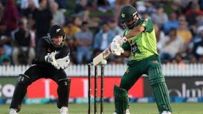 Pakistani Mohammad Hafeez makes historic record in New Zealand