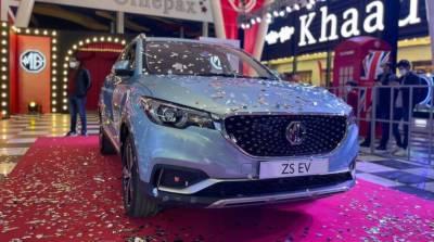 International automaker introduces new EV in Pakistan