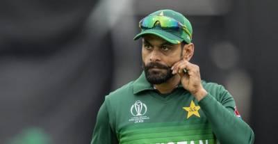 Mohammad Hafeez makes historic achievement in T20 international cricket