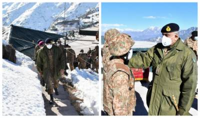 Pakistan Army Chief strongly responds against Indian military fire at LoC targeting UN Officials