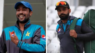 Pacer Mohammad Amir responds over the comments by Mohammad Hafeez