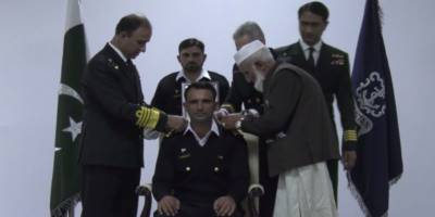 Pakistani cricketer Fakhar Zaman gets a big honour from the Pakistan Navy