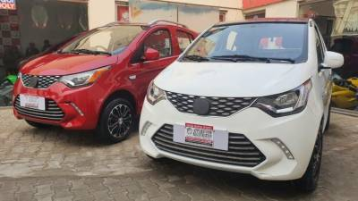Technology- Sigma HS Q4 electric cars prices revealed in Pakistan