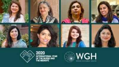 8 Pakistani nurses and midwives included in international list of 100 outstanding women nurses and midwives