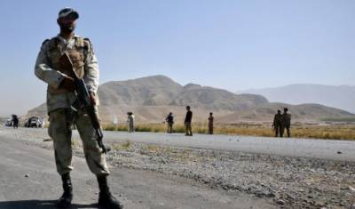 Frontier Corps personnel vehicle come under grenade attack in Balochistan