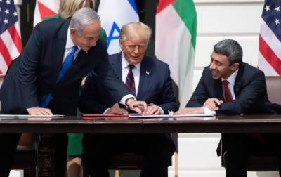 Israel and UAE launch joint initiative against Palestinian refugees issue