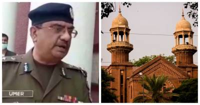 Lahore High Court moves against CCPO Lahore Umer Sheikh