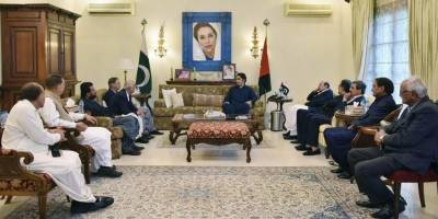 PPP CEC session takes important decisions over resignations and long March