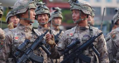 China revised the People's Liberation Army law for the new era