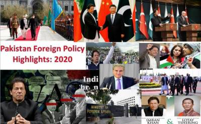 Year 2020: One of the most successful year for Pakistan on the diplomatic front at international levels