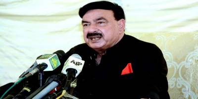 Interior Minister Sheikh Rashid Ahmed strict warning to those using foul language against Army