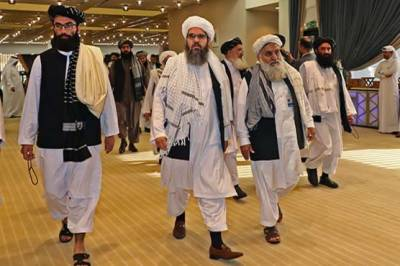 New development reported in Afghan Peace talks