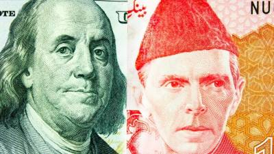 Pakistani Rupee strengthens against the US dollar in the interbank market