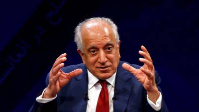 US Top envoy Khalilzad makes an appeal to Afghan Taliban