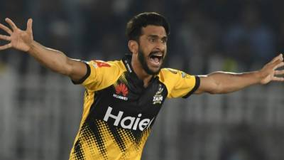 A setback for the veteran pacer Hasan Ali