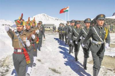 Indian Army arrests Chinese soldier at Ladakh border