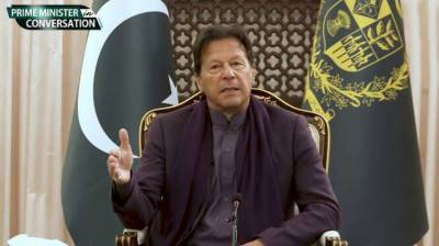 Pakistani PM Imran Khan exposes Indian links with the terrorist organisation ISIS against Pakistan