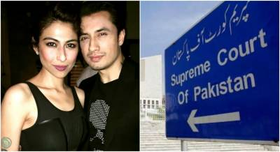 Singer Meesha Shafi approaches Supreme Court against the LHC verdict