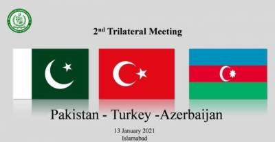 Pakistan Azerbaijan to hold trilateral summit of foreign ministers