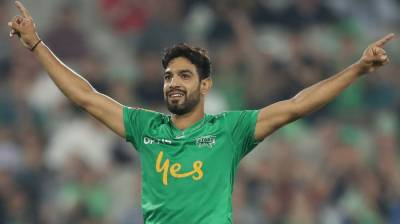 Pakistani pacer Haris Rauf makes history in BBL