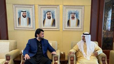 Yet another high level contact between Pakistan and UAE officials to mend ties
