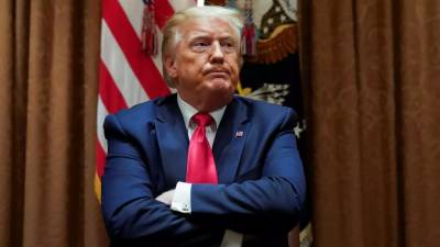 US President Donald Trump makes historic record as US President for twice impeachment