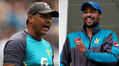 Bowling coach Waqar Yunis slams Mohammad Amir behaviour after forgetting what he did for pacer in difficult times